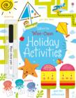 Wipe-Clean Holiday Activities - Book