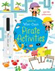 Wipe-Clean Pirate Activities - Book