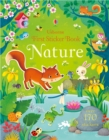 First Sticker Book Nature - Book