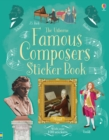 Famous Composers Sticker Book - Book