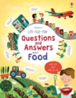 Lift-The-Flap Questions and Answers about Food - Book