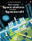 See Inside Space Stations and Other Spacecraft - Book