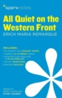 All Quiet on the Western Front SparkNotes Literature Guide - Book