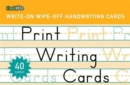 Print Writing Cards : Learning Cards - Book