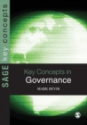 Key Concepts in Governance - Book