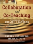 Collaboration and Co-Teaching : Strategies for English Learners - Book