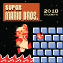 Super Mario Bros. (TM) 2018 Wall Calendar (retro art) : Art from the Original Game - Book