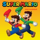 Super Mario (TM) 2018 Wall Calendar - Book