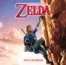 The Legend of Zelda (TM) 2018 Wall Calendar - Book
