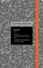 Rhyme Book: A lined notebook with quotes, playlists, and rap stat - Book