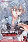 The Gentlemen's Alliance , Vol. 2 - Book
