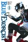 Blue Exorcist, Vol. 1 - Book