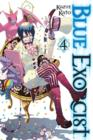 Blue Exorcist, Vol. 4 - Book
