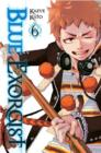 Blue Exorcist, Vol. 6 - Book