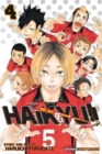 Haikyu!!, Vol. 4 - Book