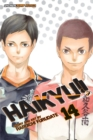Haikyu!!, Vol. 14 - Book