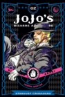 JoJo's Bizarre Adventure: Part 3--Stardust Crusaders, Vol. 2 - Book