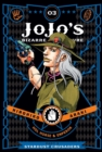 JoJo's Bizarre Adventure: Part 3--Stardust Crusaders, Vol. 3 - Book