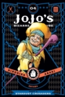 JoJo's Bizarre Adventure: Part 3--Stardust Crusaders, Vol. 4 - Book