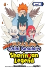 Naruto: Chibi Sasuke's Sharingan Legend, Vol. 1 - Book