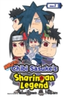 Naruto: Chibi Sasuke's Sharingan Legend, Vol. 3 - Book