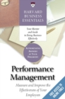 Performance Management : Measure and Improve The Effectiveness of Your Employees - eBook