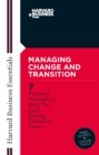 Managing Change and Transition - eBook