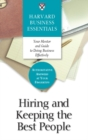 Hiring and Keeping the Best People - eBook