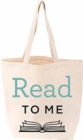 Read to Me LoveLit Tote FIRM SALE - Book