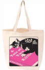 Tale of Two Kitties Cat Tote FIRM SALE - Book