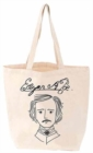 Edgar Allan Poe LoveLit Tote FIRM SALE - Book