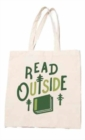 Read Outside Tote - Book