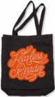 Fearless Reader Tote - Book