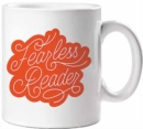 Fearless Reader Mug - Book