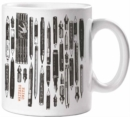 Pen and Pencil Mug - Book
