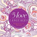 The Adult Coloring Book: 5 Love Languages (Majestic Expressions) - Book
