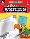 180 Days of Writing for First Grade : Practice, Assess, Diagnose - Book