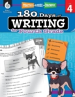 180 Days of Writing for Fourth Grade : Practice, Assess, Diagnose - Book