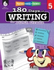 180 Days of Writing for Fifth Grade : Practice, Assess, Diagnose - Book