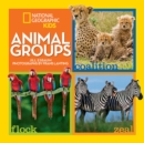 Animal Groups - Book