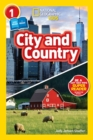 National Geographic Kids Readers: City/Country - Book
