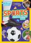 Sports Sticker Activity Book : Over 1,000 Stickers! - Book