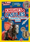 Knights and Castles Sticker Activity Book : Colouring, Counting, 1000 Stickers and More! - Book