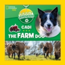 Doggy Defenders: Cadi the Farm Dog - Book