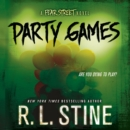 Party Games : A Fear Street Novel - eAudiobook