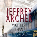 Mightier Than the Sword : A Novel - eAudiobook