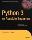 Python 3 for Absolute Beginners - Book