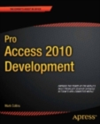 Pro Access 2010 Development - eBook