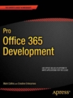 Pro Office 365 Development - Book