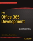 Pro Office 365 Development - eBook